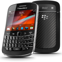 New BlackBerry Bold Touch 9930