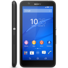 New Sony Xperia E4