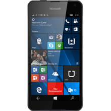 New Microsoft Lumia 650