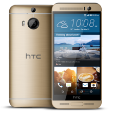 New HTC One M9 Plus
