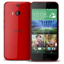 New HTC Butterfly 2
