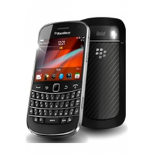 Broken Blackberry Bold Touch 9900