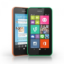 Broken Nokia Lumia 530