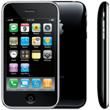 New iPhone 3G 8GB