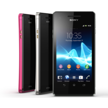 New Sony Xperia V