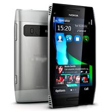 Broken Nokia X7-00