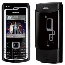 New Nokia N72