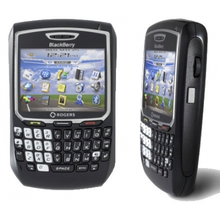 New Blackberry 8700