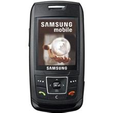 New Samsung E250