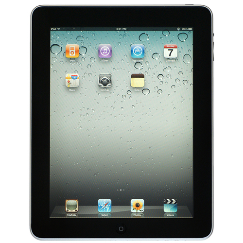 Broken Apple iPad 1 WiFi 3G