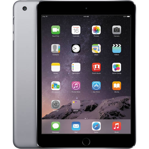 New Apple iPad Mini 3 WiFi 4G