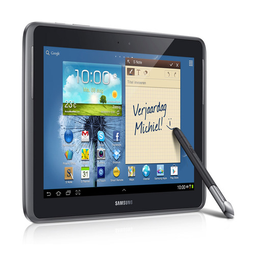 New Samsung Galaxy Note 10.1 N8000