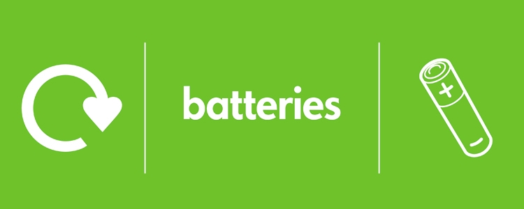 Be Positive - Recycling Your Used Old Batteries