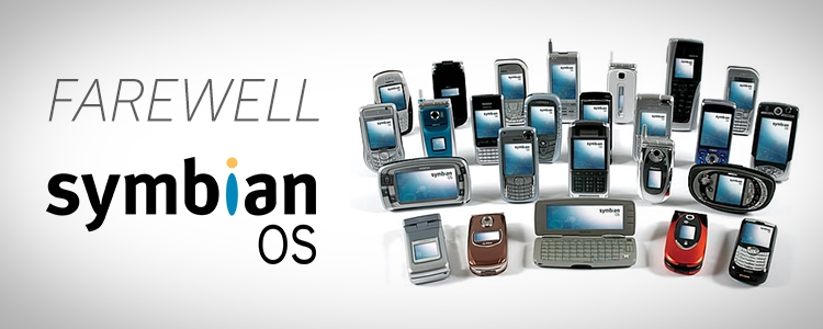 R.I.P Symbian: Nokia announces death of their once loved OS
