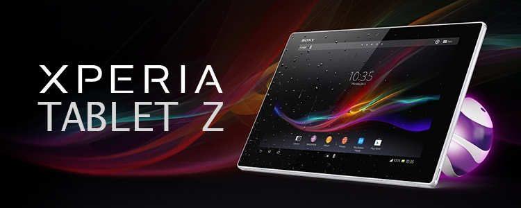 New Sony Xperia Z Tablet vs major rivals