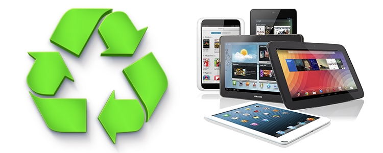 Have You Ever Thought About Recycling Your Tablet?