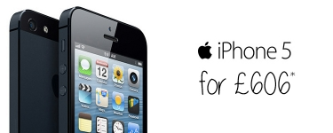 Sell Your iPhone 5 with OnRecycle for £606*