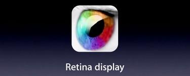The Retina Myth