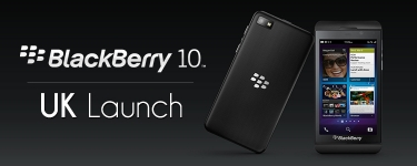 Blackberry 10 UK launch
