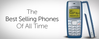 Bestselling Phones of All Time