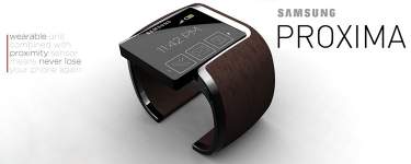 Samsung iWatch Rival