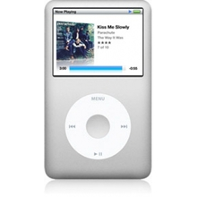 Apple iPod Classic 6th Gen 120GB