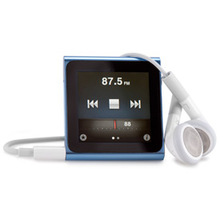Apple iPod Nano 6th Gen 8GB