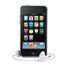 New Apple iPod Touch 3rd Gen 8GB