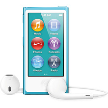 New Apple iPod Nano 7th Gen 16GB