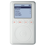 New Apple iPod Classic 3rd Gen